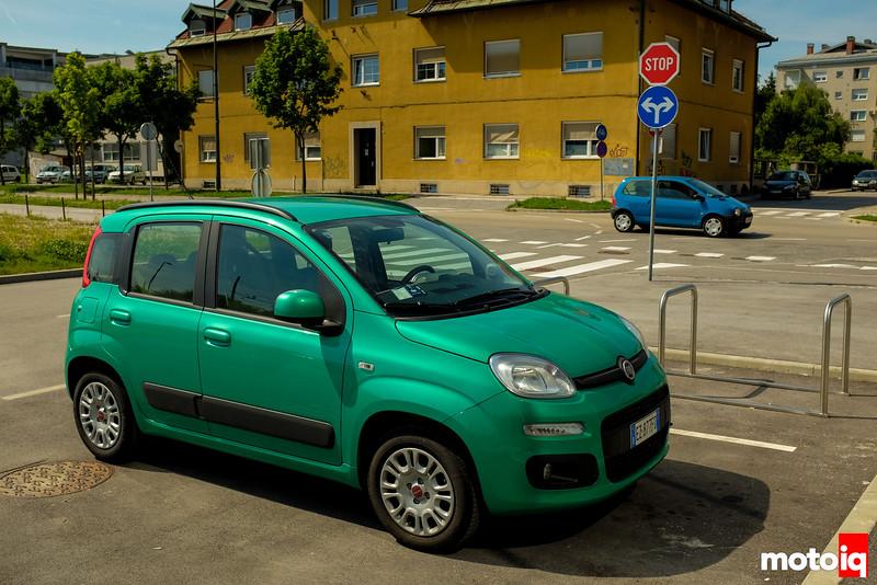 Fiat Panda in Slovenia