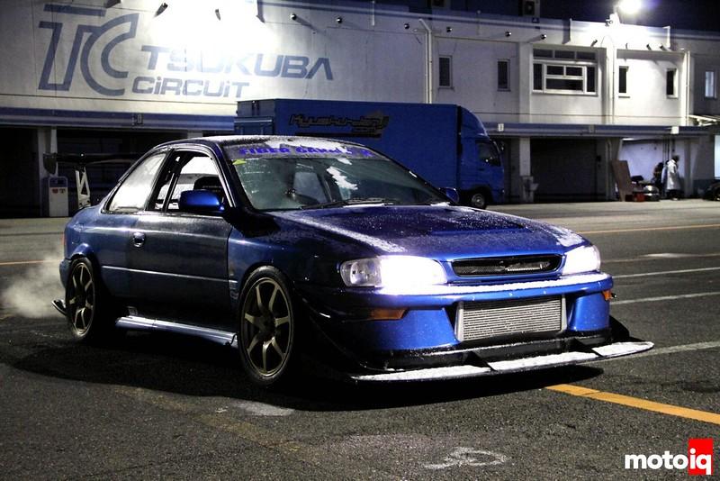 JDM Subaru STi
