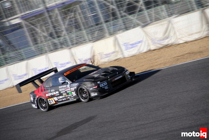 Scorch Racing S15