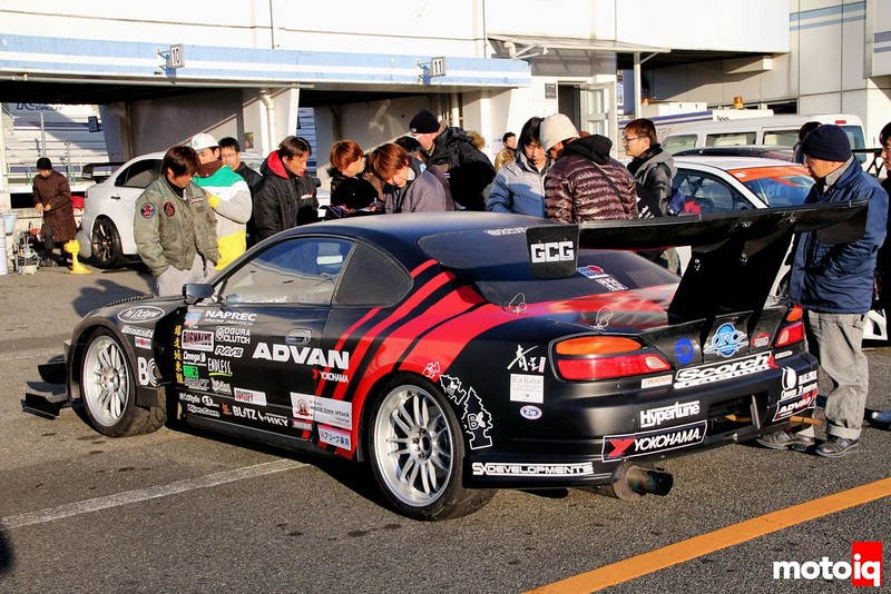 Scorch Racing Silvia S15