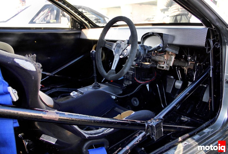 Scorch Racing s15 interior