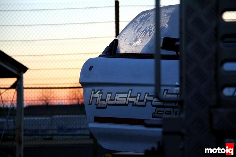 Kyushu Dan Acura NSX