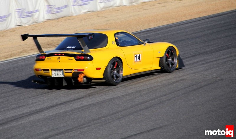Top Fuel Racing RX-7