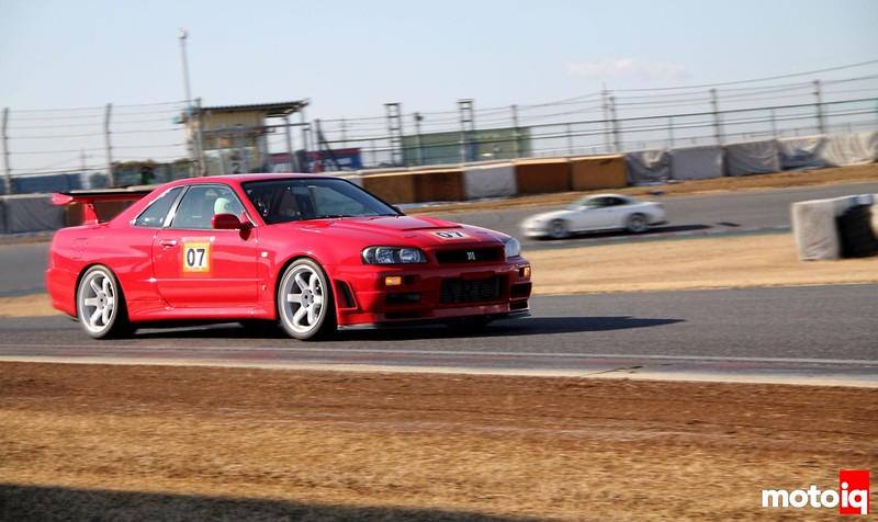 R34 Skyline GT-R