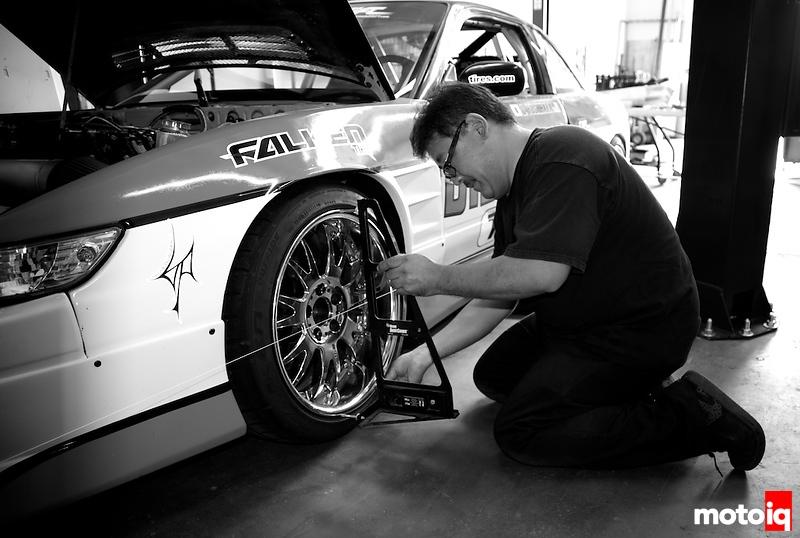 Basic Drift Chassis Setup Part