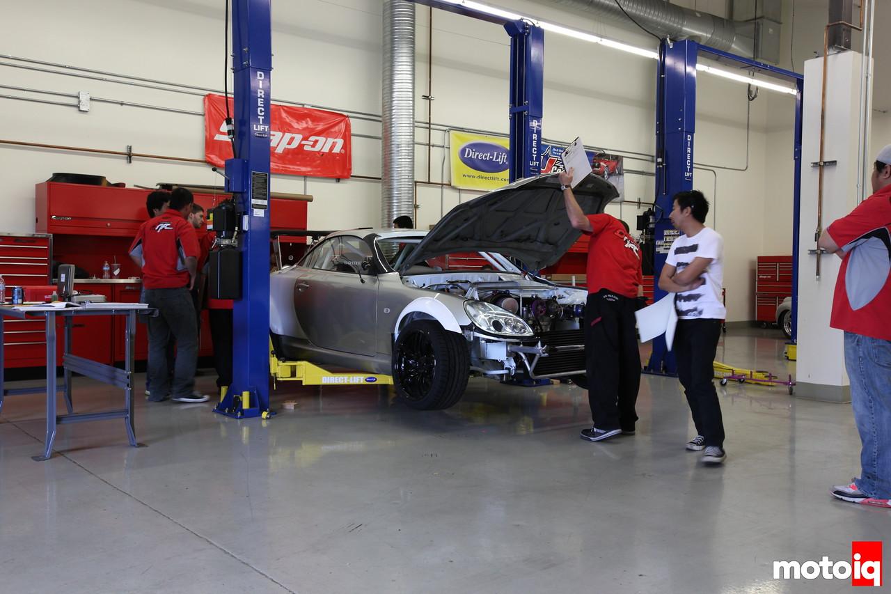 Formula Drift 2012 Rules