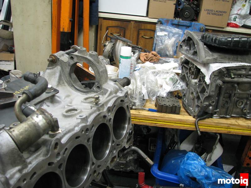 SR20 engines