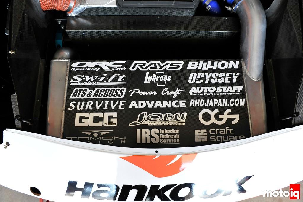 garage revolution fd sponsors