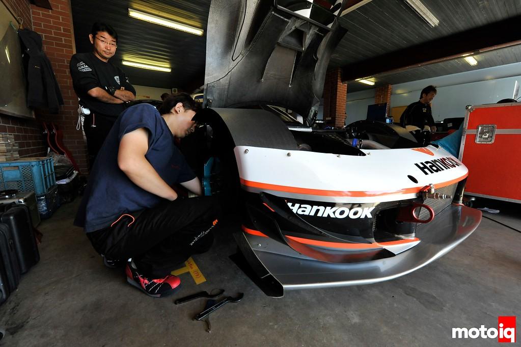 garage revolution fd front bumper