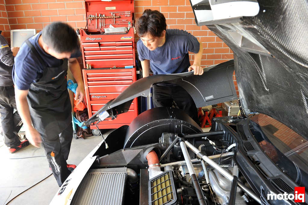 garage revolution carbon panel
