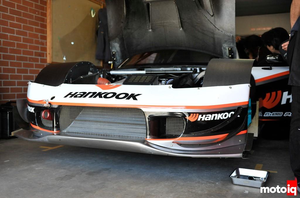 garage revolution fd front splitter