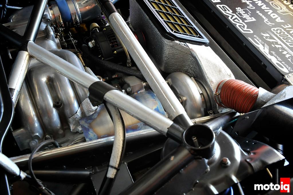 garage revolution fd engine bay