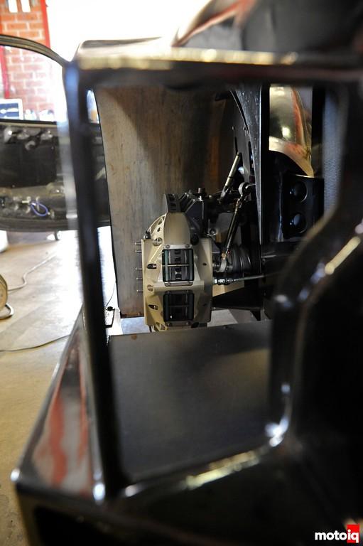 garage revolution fd rear fender