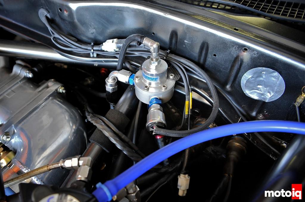 garage revolution fd fuel pressure regulator