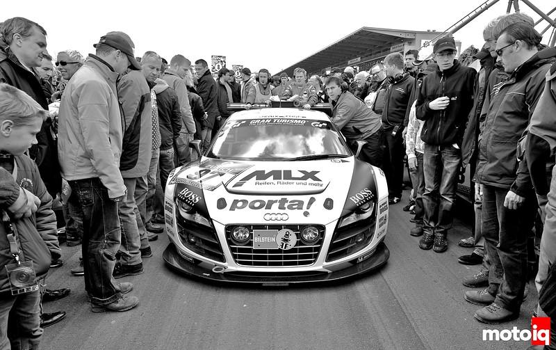 24 hours of nurburgring