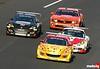 The #40 Mazda of Patrick Dempsey, Joe Foster, Tom Long and Charles Espenlaub in action at the Rolex 24 at Daytona Grand-American Rolex Series race , Daytona International Speedway, Daytona Beach, FL, January 2011.