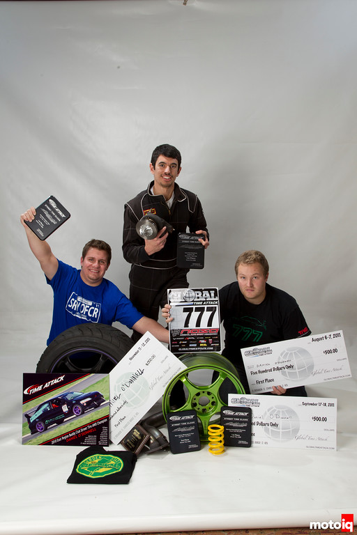 Professional Awesome Team Picture Grant Davis Mike Lewin Daniel O'Donnell