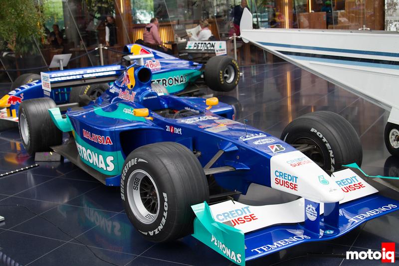 Sauber Petronas C20