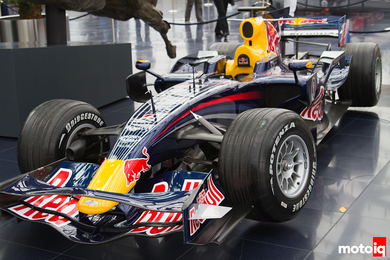 Red Bull Racing RB4