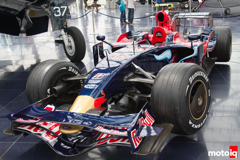 Scuderia Toro Rosso 2008