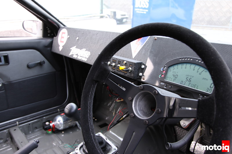 Another angle of the cockpit.