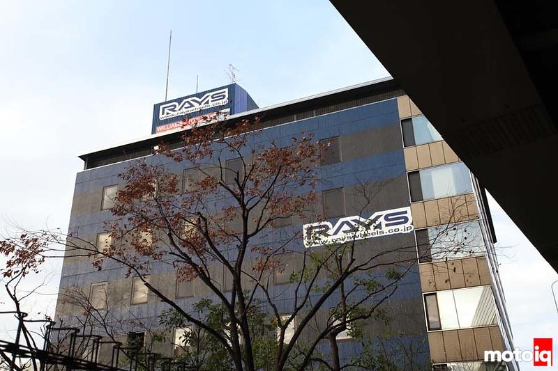 rays engineering headquarters in japan