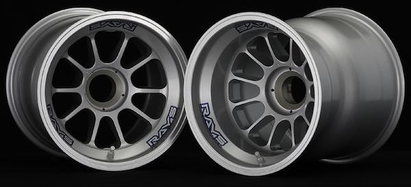Rays F1 wheel