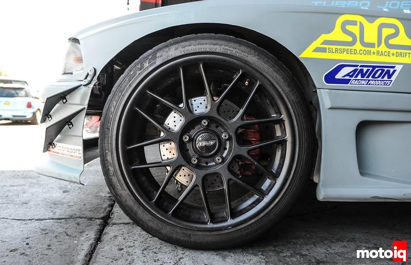 E36 M3 drift car APEX ARC-8