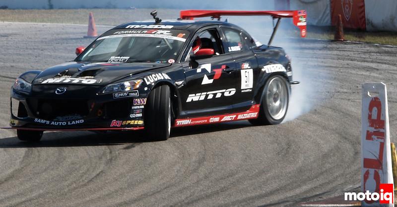 Bergenholtz Racing RX-8 Joon Maeng