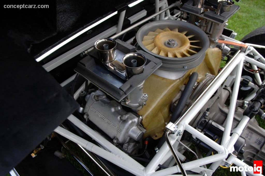 1,700cc Porsche Engine