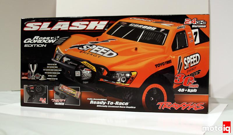 Traxxas Slash 2WD Robby Gordon