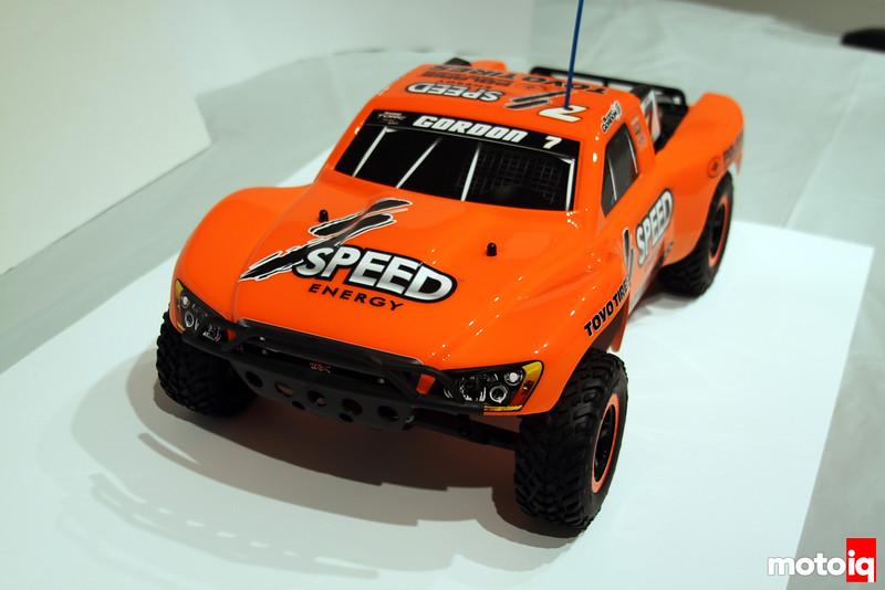 Traxxas Slash 2WD Robby Gordon Edition