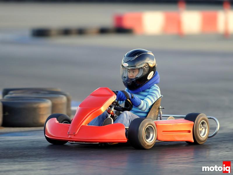 Christa Kojima Kids Kart