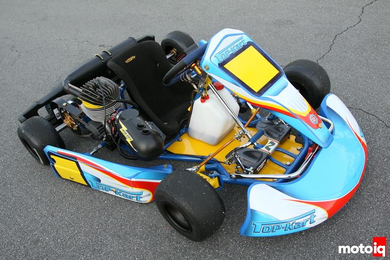 Top Kart Cadet model