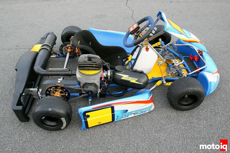Christa Kojima's Top Kart