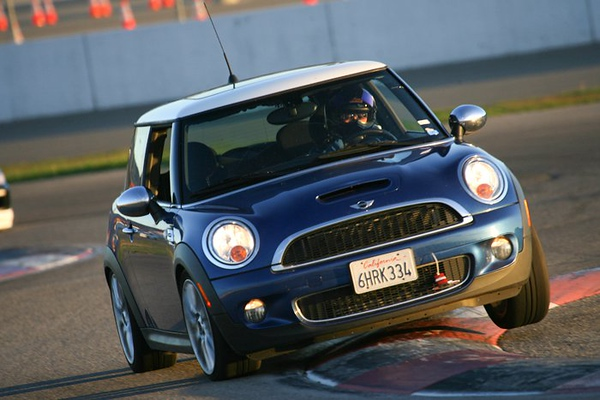 Redline Time Attack Cal Speedway 2010
