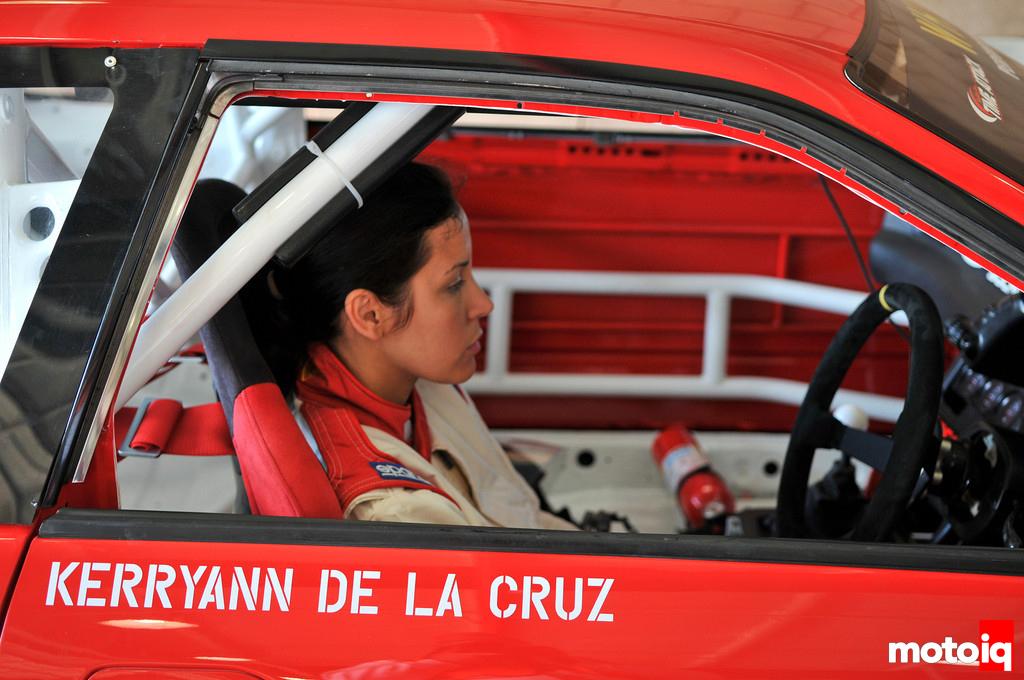 Kerryann De La Cruz GT-R