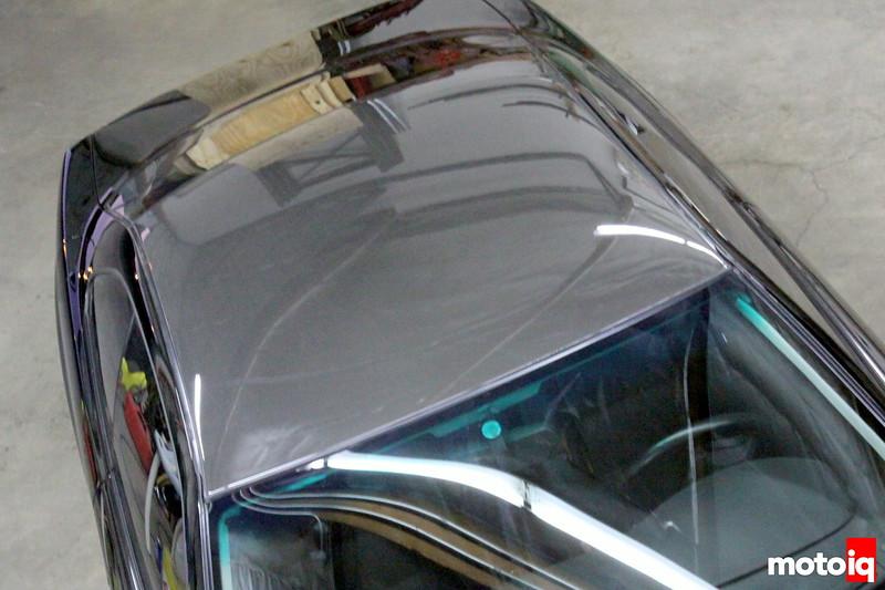 Afterhours Automotive Custom BMW 850 carbon roof