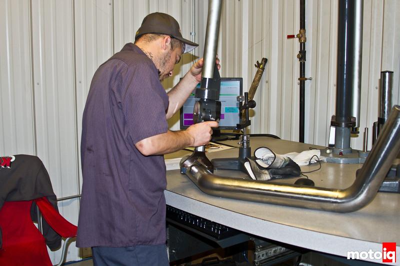 Kooks Headers Vector Coordinate Measuring Machine