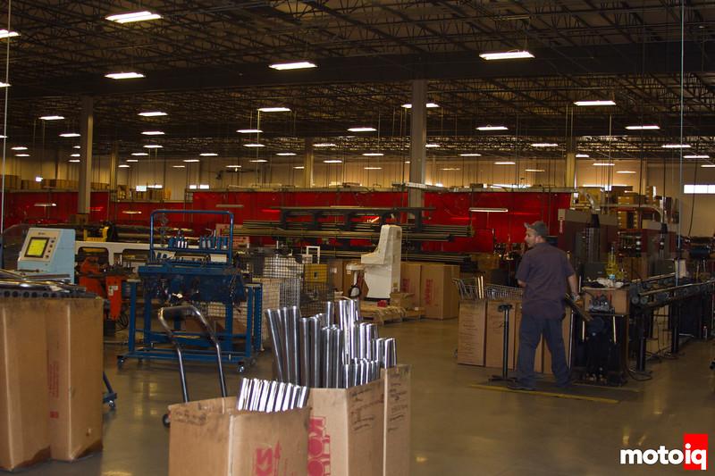 Kooks Headers Manufacturing