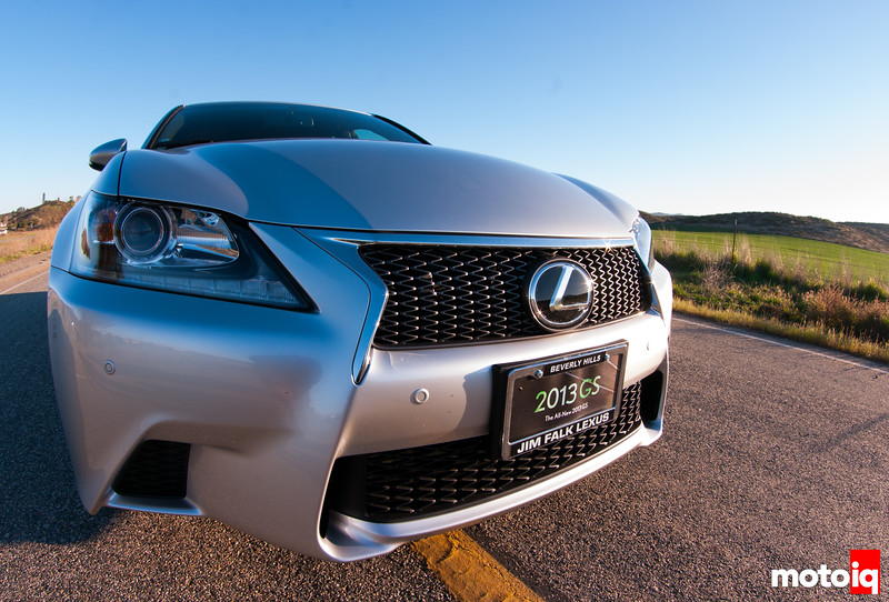 2013 Lexus GS 350 F Sport review