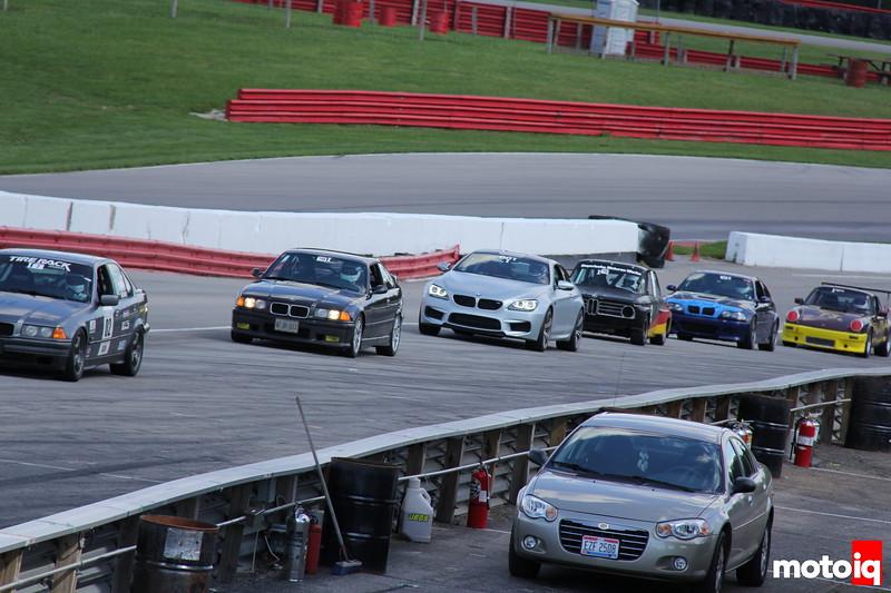m6 gran coupe track