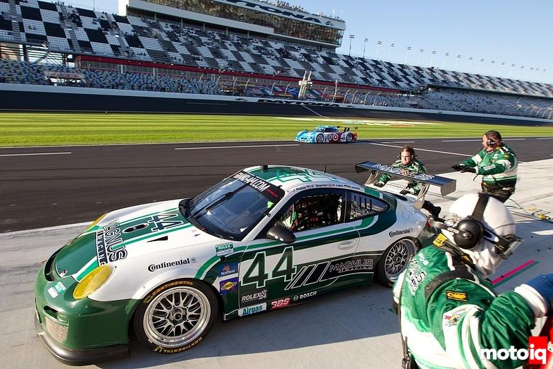 2011 Rolex 24, round 1 of the 2011 Rolex Series by Grand-Am Road Race Association, Jan 27-30 2011, Daytona International Speedway, Florida