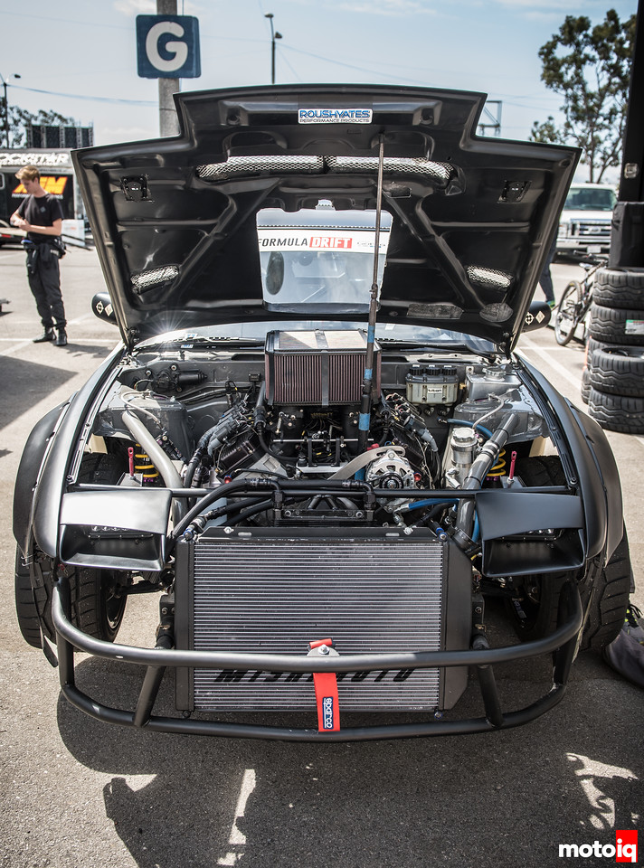 Sneak Peak Matt Coffman S Formula Drift Nissan