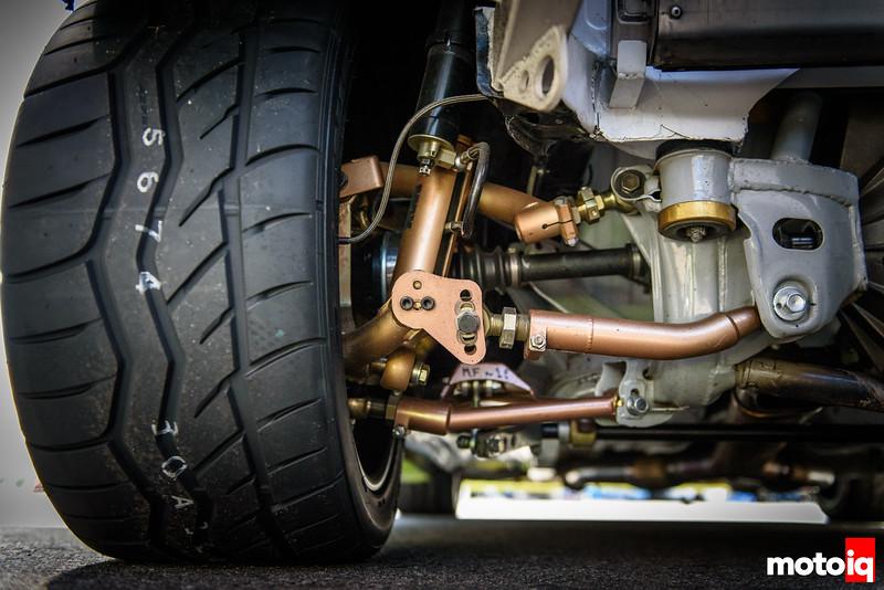 Inside Matt Field S Drift Assassin Nissan