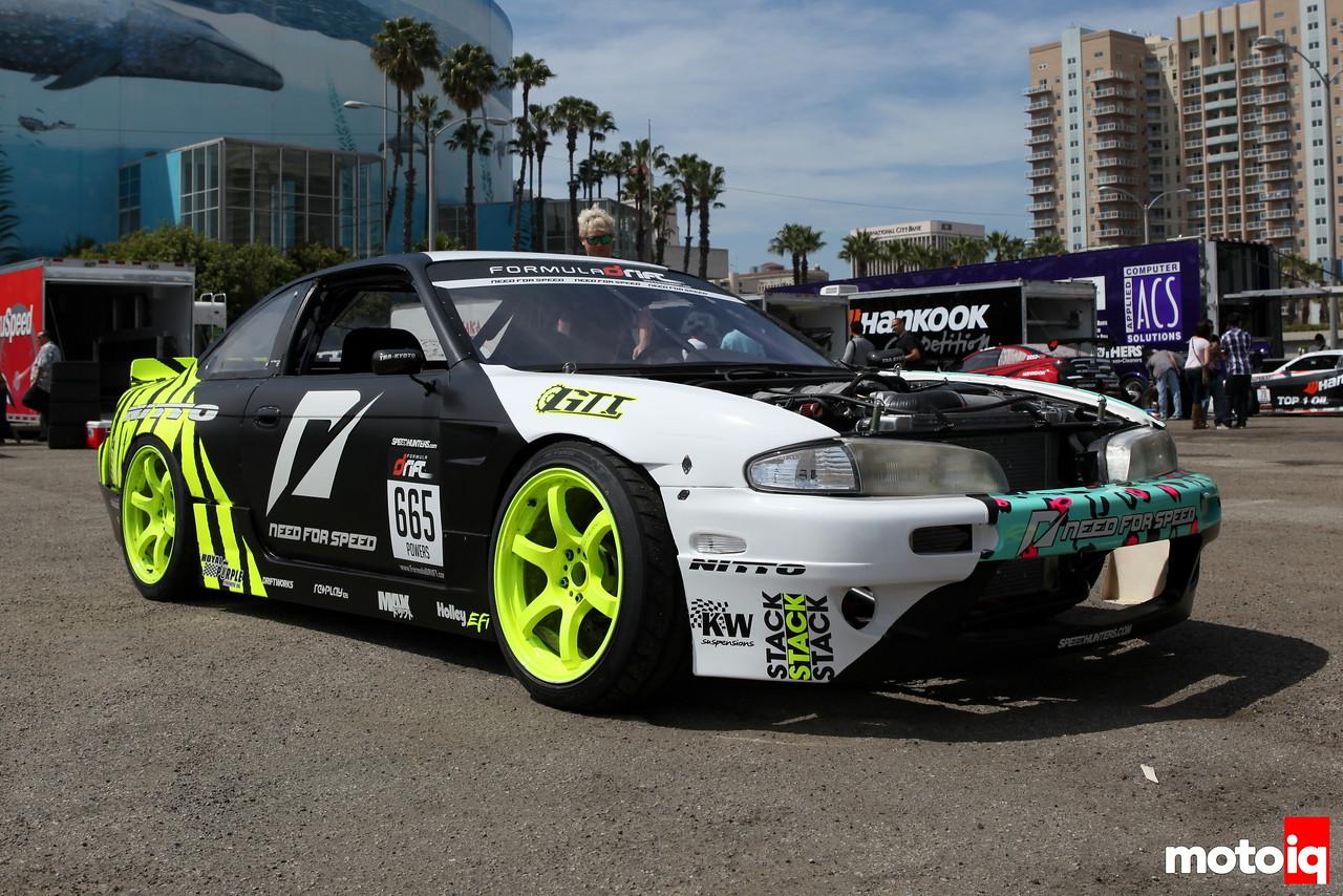 Matt Powers S14 built by GTI, LLC.