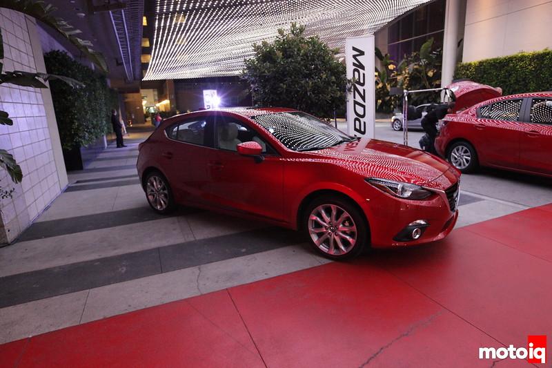 2014 Mazda 3 reveal