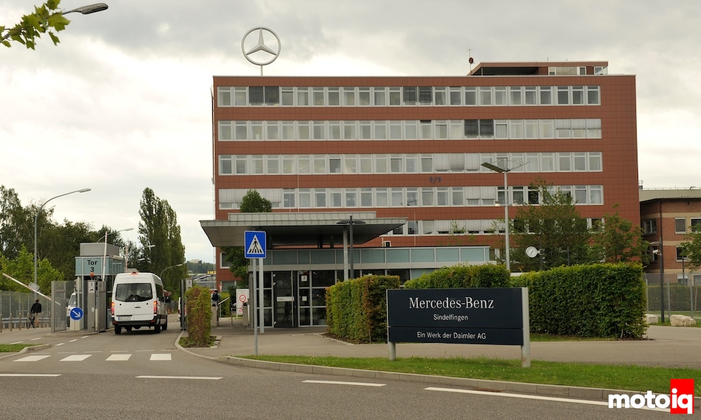 Mercedes Benz Factory
