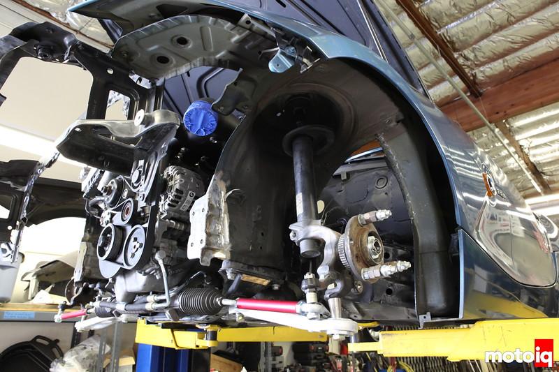 Hard as F*ck!- Mike Essa's BMW Z4 Drift Monster