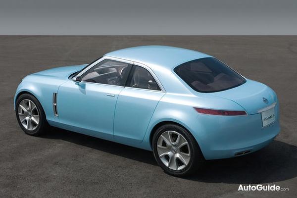 Nissan Foria/ Silvia